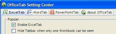 officetab1 OfficeTab   Sort of like Firefox for Office