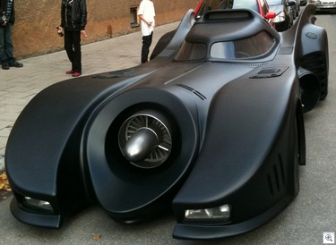 batmobilesweden thumb OMGG   The Batmobile lives!