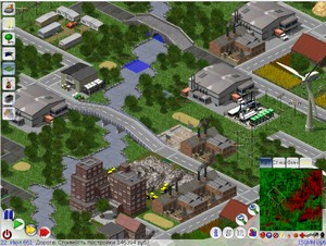 lincity small LinCity NG   the open source city simulation game