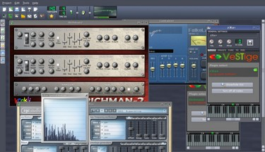 lmms1 small LMMS   the uber cool open source music studio in a box