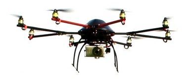 hexacopter small Hexacopter   scary fast and cheap to build fun R/C flyer