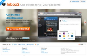 inbox2 small InBox2   cool hybrid freeware and online service gives you back control of your email