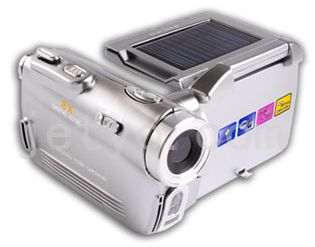 jetyohdtvt900 1 Jetyo HDTV T900   Worlds First Dual Solar Charging HD Camcorder...for $88