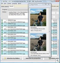 antitwin3 thumb Anti Twin   freeware scours your computer for duplicate files to save space
