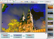 heliconfilter2 small Helicon Filter   photo enhancement freeware offers cool features