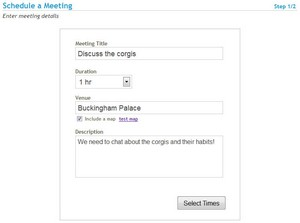 needtomeet2 small Need to Meet   super simple way to set up and agree a meeting time