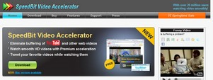 speedbitvideoaccelerator small Speedbit Video Accelerator   freeware promises to banish the YouTube stutters for ever