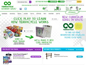 terracycle small TerraCycle   send them trash, they make products, we all profit