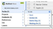 activeinbox3 thumb ActiveInbox   freeware sorts out your Gmail overload with style