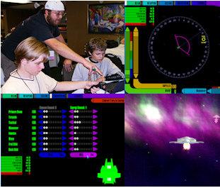 artemis Artemis: Spaceship Bridge Simulator   probably the awesomest geekiest computer game ever