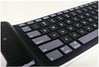 minirollablekeyboard Mini Rollable Bluetooth Keyboard   pocket friendly keys for your handheld