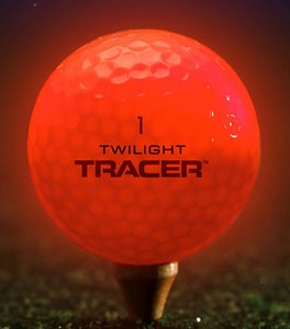twilighttracer small Twilight Tracer   the golf ball that finds you