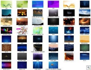 cas2 thumb Cas   freeware generates photo contact sheets on demand
