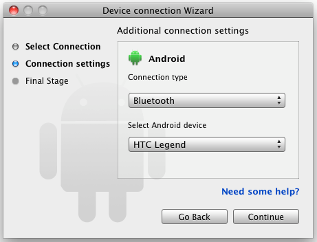 syncmate SyncMate   freeware lets you sync your Android phone with your Apple Mac