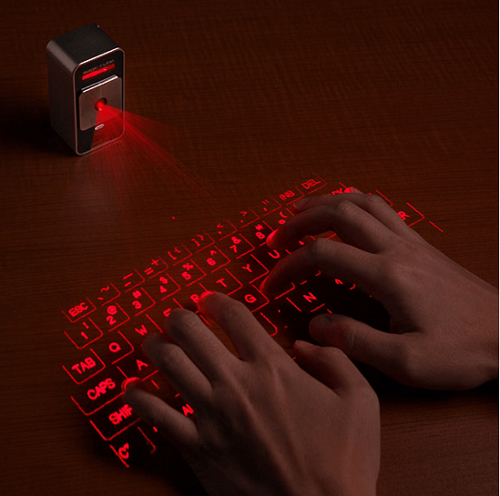 keyboard Cube Laser Virtual Keyboard