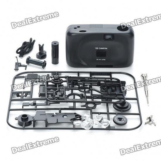 sku 90598 1 Build your own camera with this DIY kit