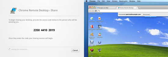 chrome remote desktop Chrome Remote Desktop Extension makes screen sharing free and easy