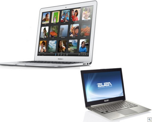 macbookairasusux31e thumb Guest Post: 5 Cool Apple Gadget Alternatives