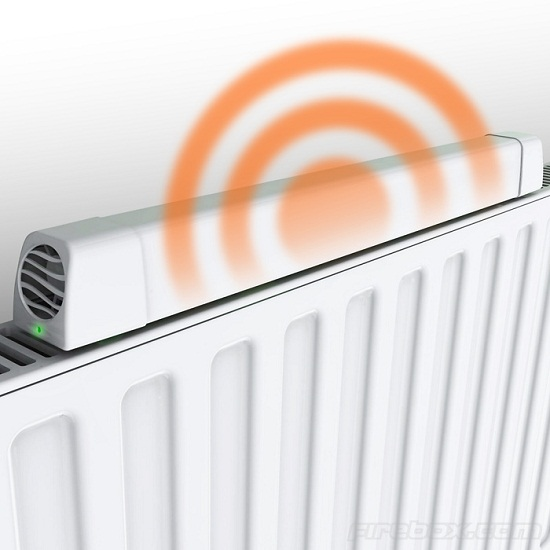 p4725 big Radiator Booster circulates warm air around your room
