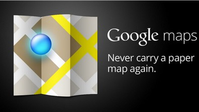 googlemapsoffline3 small Google Maps gets an offline map update...the end of the paper map arrives?