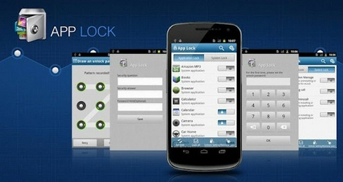 applock AppLock   stop strangers from messing with your smartphone stuff [Freeware]
