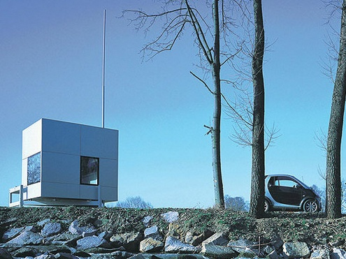 m chhome m ch   Micro Compact Homes can be installed in less than 5 minutes, cost little more than a Toyota Prius