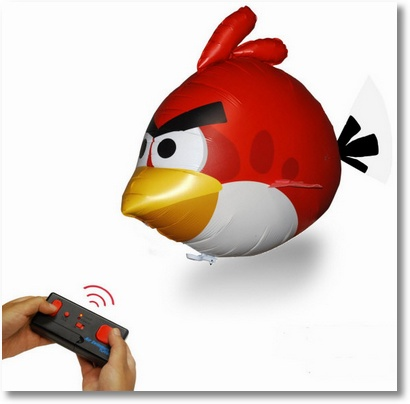 angrybirdsairswimmer 10 Cool Last Minute Gifts Under $50 For The Geek In Your Life