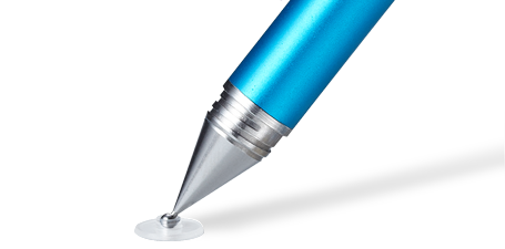 BallPoint Mini Turq Jot Mini – Have a thought to jot?