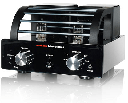 neuhaust1b Neuhaus T1 Bluetooth Tube Amplifier   why shouldnt your phone audio look awesome too?