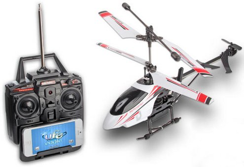 realtimevideohelicopter Real Time Video Helicopter lets you use your phone for some fun snooping