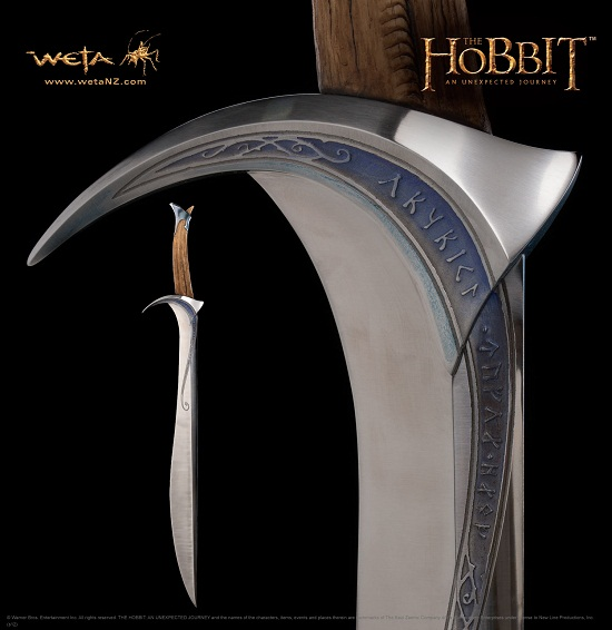 hobbit orcrist Orcrist Replica will take care of any unruly goblins