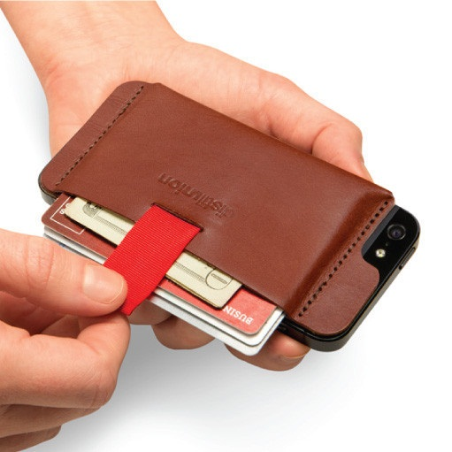 Wally Stick-On Wallet For iPhone – so…it has come to this