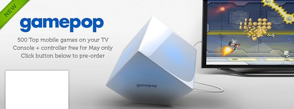 Gamepop wants you to subscribe for mobile games on their console…hmm