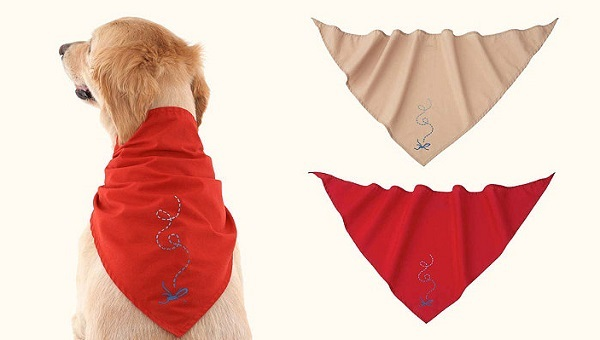 Insect Shield Dog Bandana 2 Insect Shield Dog Bandana – when the pests are away, pups will play