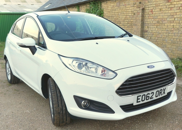 fordfiesta1 Ford Fiesta 1.0 Litre EcoBoost   road testing the new 3 cylinder, 65mpg wonder engine [Video Review]