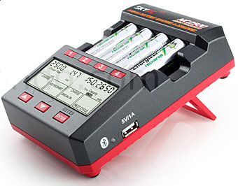 skyrcnc2500chargeranalyzer2 SKYRC NC2500   the worlds most advanced battery charger and analyzer
