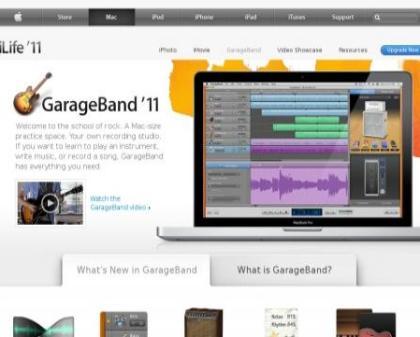 wwwgaragebandcom Garageband