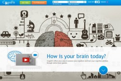 CogniFit – train your brain by playing online games