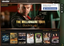 Viewster – TV shows and movies at the click of a button