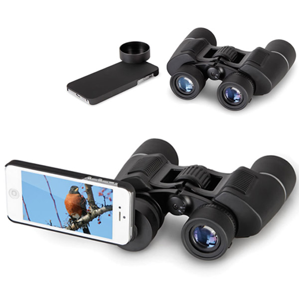 iPhone Binoculars iPhone Binoculars   See and take photos of objects with up to 8x magnification