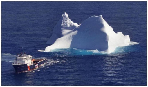 iceberg2 Iceberg Harvesting   from scams to innovation