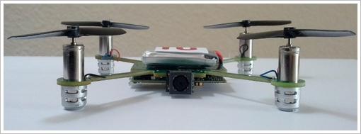 mecam2 MeCam   a flying camera that follows you around locked to your smartphone. Scary?