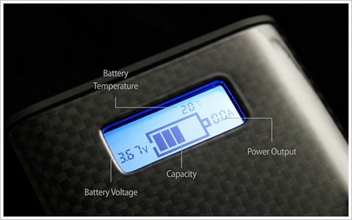 rceexternalbattery2 RCE External Battery   10,200mAh of carbon fiber for when you need stylish reliable power