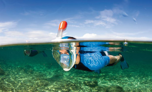 Easybreath Snorkeling Mask Easybreath Snorkeling Mask   Just say no to mouth breathing
