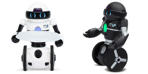 MiP Black and White MiP – The Segway of robots