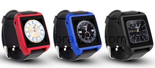 smartqz1c SmartQ Z1 Android Bluetooth Smartwatch   your motion sensing, cloud compatible buddy