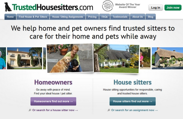 trustedhousesitters Trusted Housesitters   got a pet? Need care during vacations? Try this service.