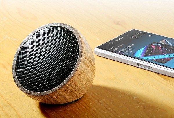 zebrawoodbluetoothspeaker Zebrawood Bluetooth Speaker   wanna add a bit of style to your life?