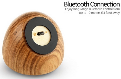 zebrawoodbluetoothspeaker2 Zebrawood Bluetooth Speaker   wanna add a bit of style to your life?