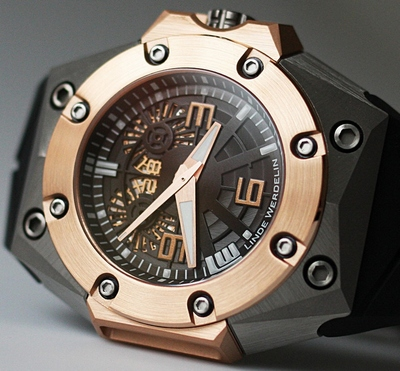 lindewerdelin4 Linde Werdelin   the ultimate combination of analog and digital luxury